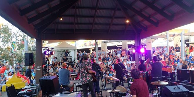 Eltham Jazz, Food & Wine Festival in global top-20 list
