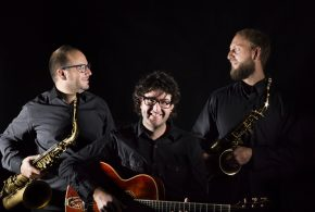 """Robbie Melville: """"Antelodic is a very gentle sounding ensemble"""""""