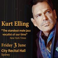 Kurt Elling live
