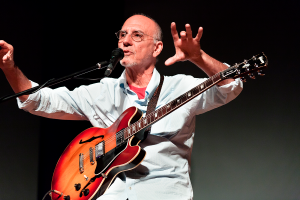 Larry Carlton | image by Michael Findlay - supplied by MIJF