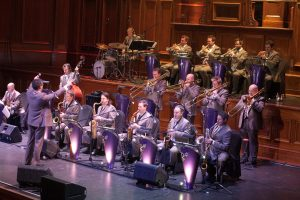 Melbourne's B# Big Band - this