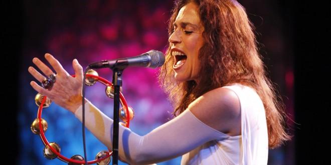 """Savina Yannatou: """"Improvisation is precious to me"""""""