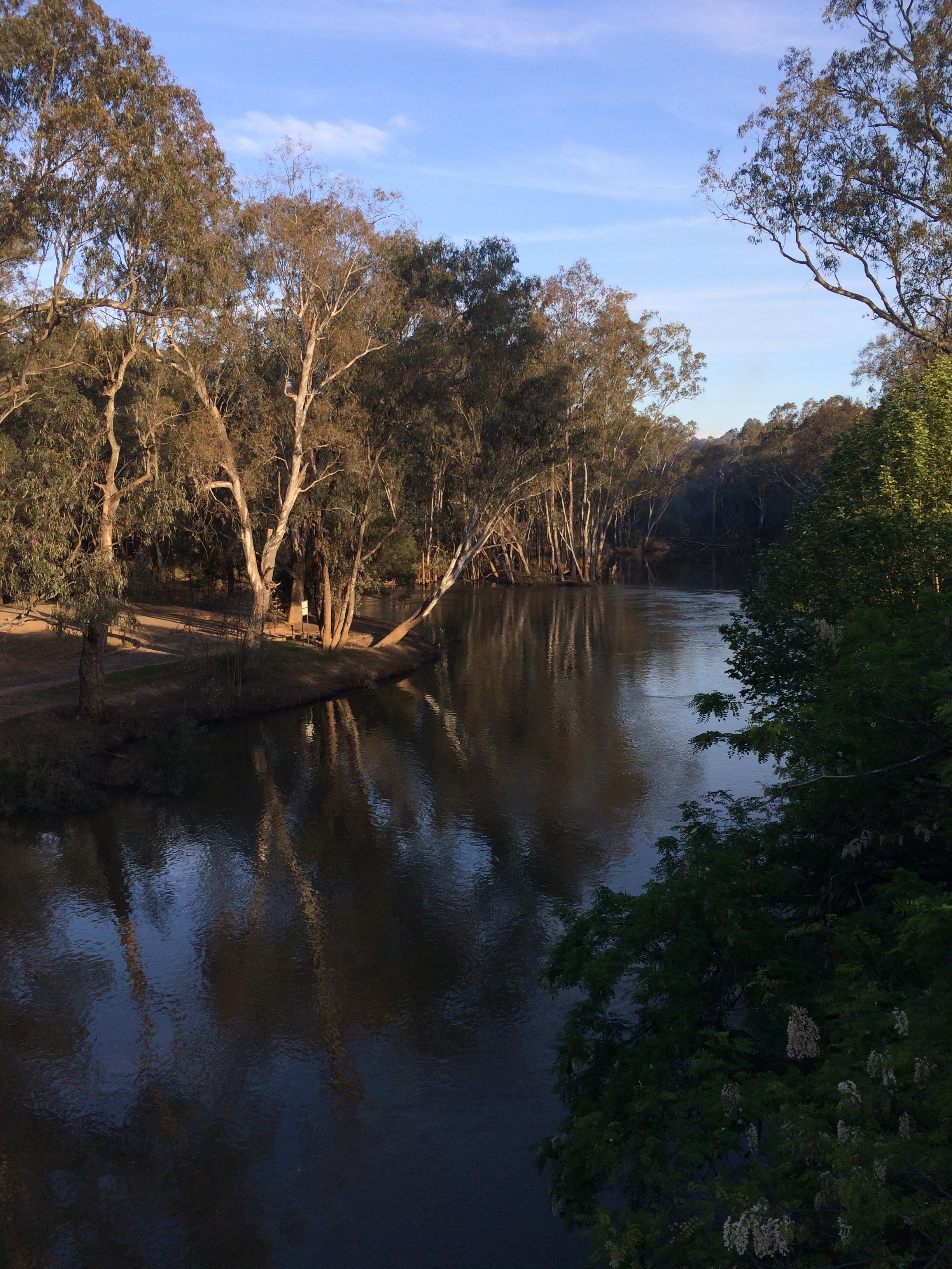The Ovens River | Photo: Kaye Blum