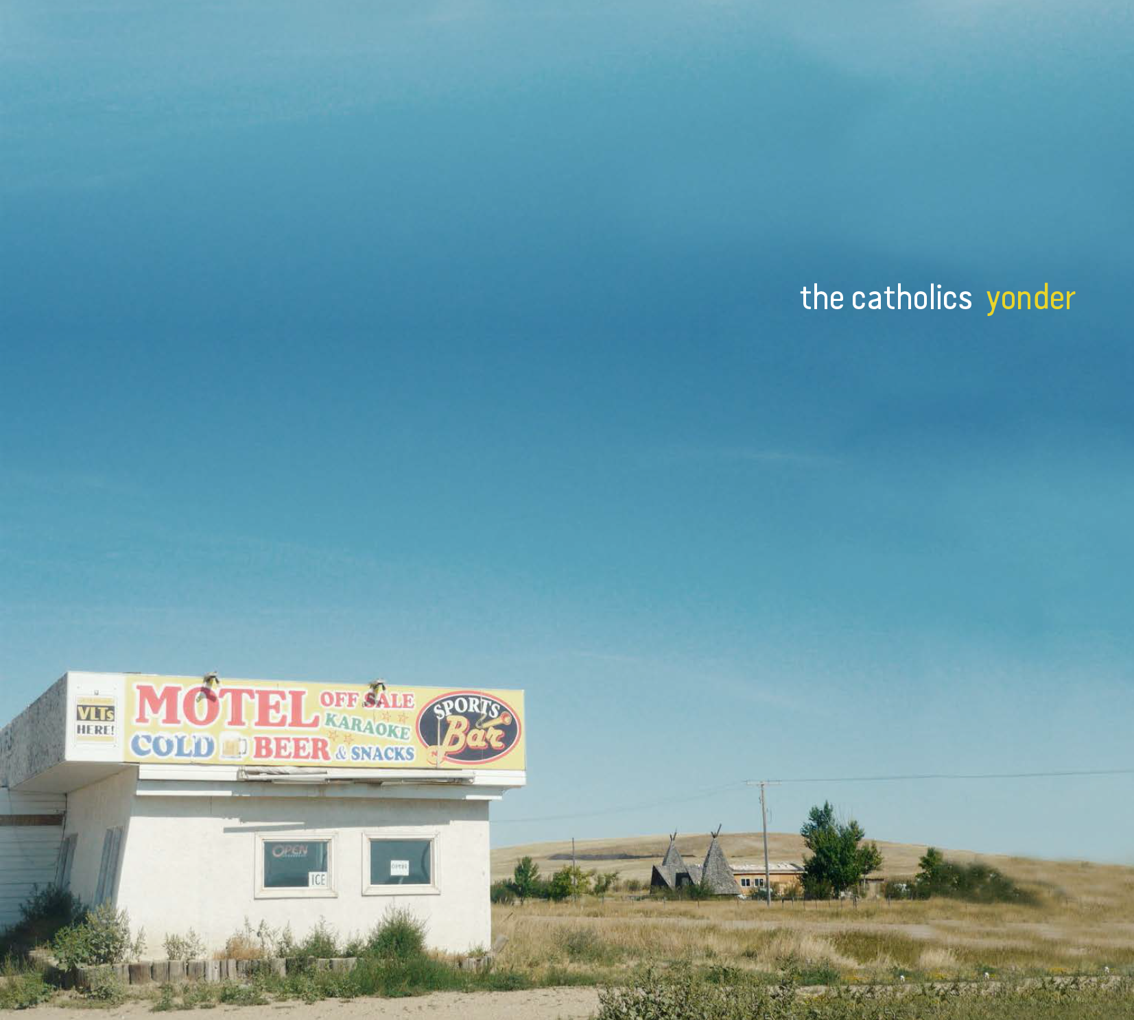 Album Review: Yonder (The catholics)