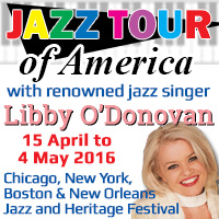 Jazz tour of America
