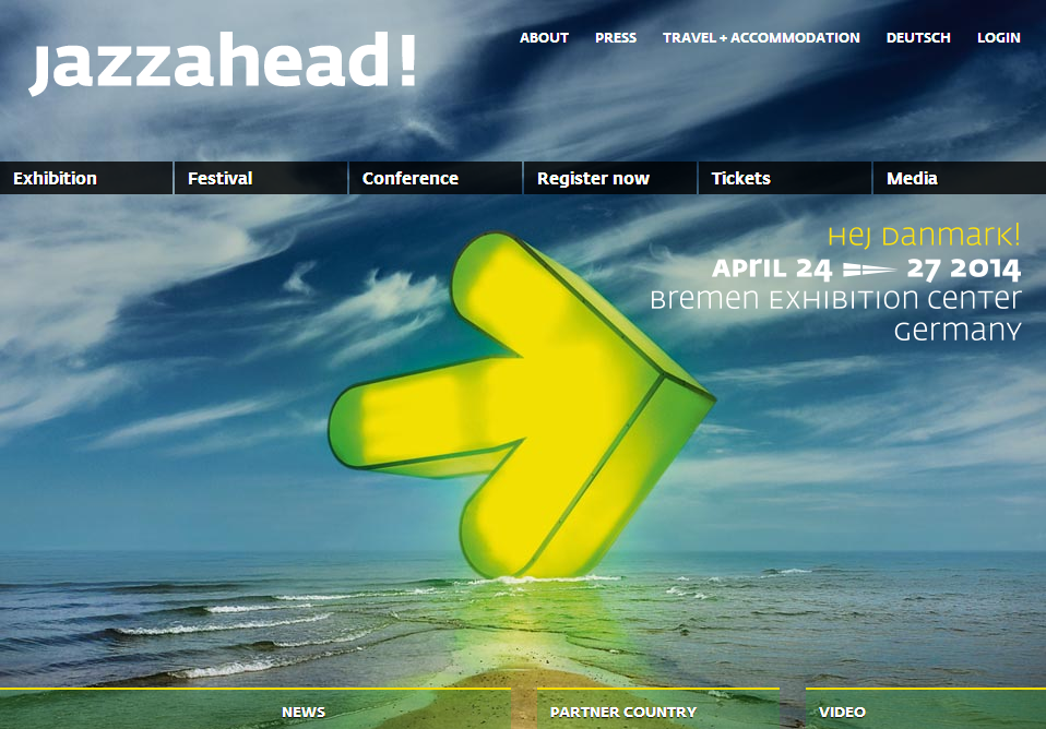 Jazzahead! applications open for 2014