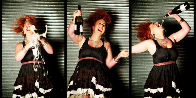 Kelsey James: Hair dye and whiskey
