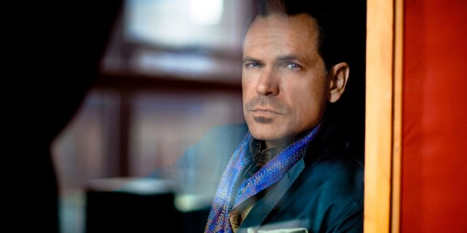 "Kurt Elling: ""Jazz sustains me"""