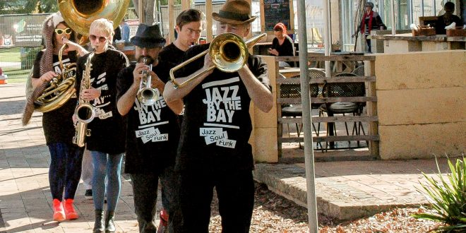 Jazz by the Bay goes global in 2017