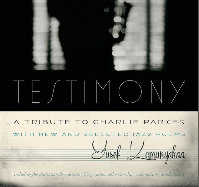 Book review (includes CD): Testimony – A Tribute to Charlie Parker (review by John Shand)