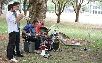 John Hardaker reviews Jazzgroove Summer Festival, Sydney – 17-20 January 2013